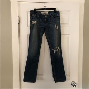 Hollister Relaxed jeans